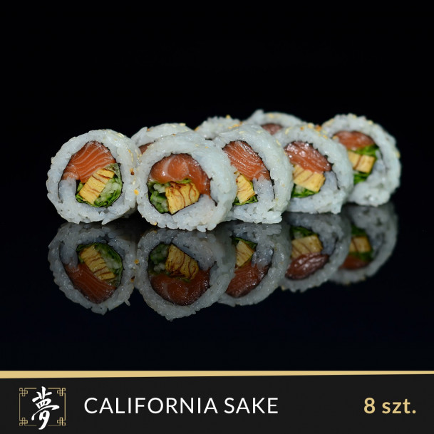 California Sake 8 szt.