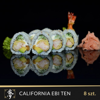 California Ebi Ten 8 szt.