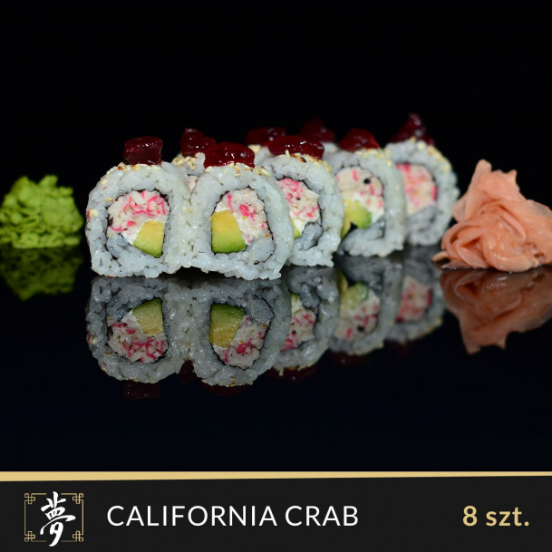 California Crab 8 szt.