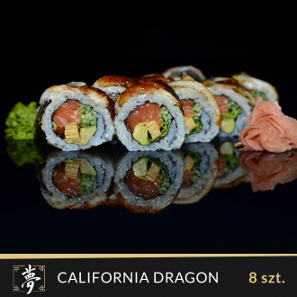 California Dragon 8 szt.