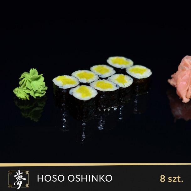 Hoso Oshinko Maki 8 szt.