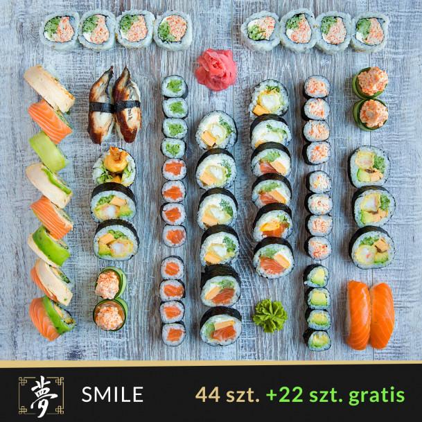 Zestaw Smile (66 szt.)